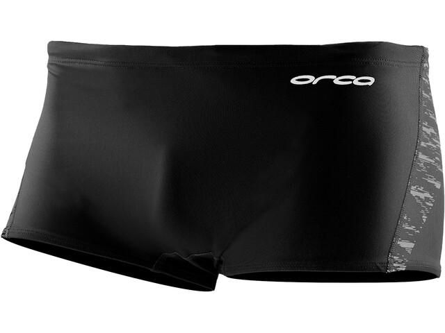 ORCA Core Square Leg Shorts Men, black